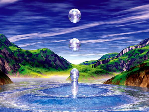 El agua es un privilegio del que no goza la mitad de la humanidad