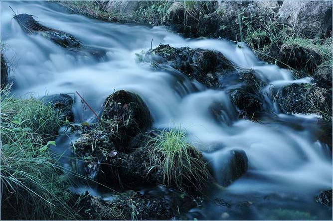 Dios es Fuente de Agua Viva