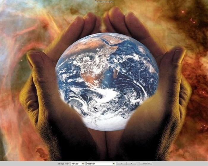 Trabajadores de la Luz por el Planeta Tierra