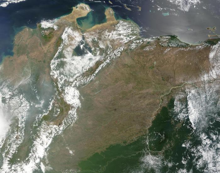 Graciela Dattoli ha canalizado la energía del Arcángel Miguel para dar un mensaje de Paz a Venezuela