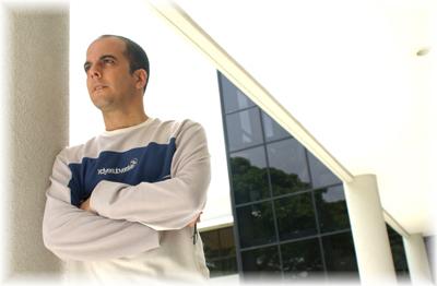Vìctor Castillo, destacado músico new age venezolano