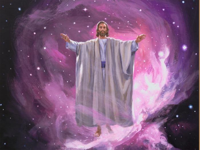 """""""A la Luz de la Verdad espiritual de Cristo, las doctrinas pierden significado y son rápidamente sacadas de la mente iluminada;."""