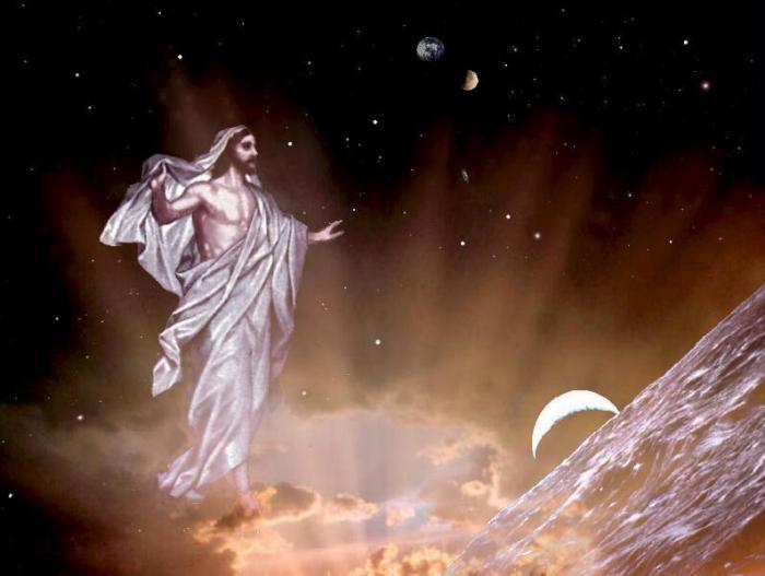 El Cristo no es una persona: es la conciencia de que el Amor es Todo