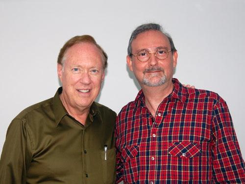 Lee Carroll y Mario Liani, canalizadores de Kryon