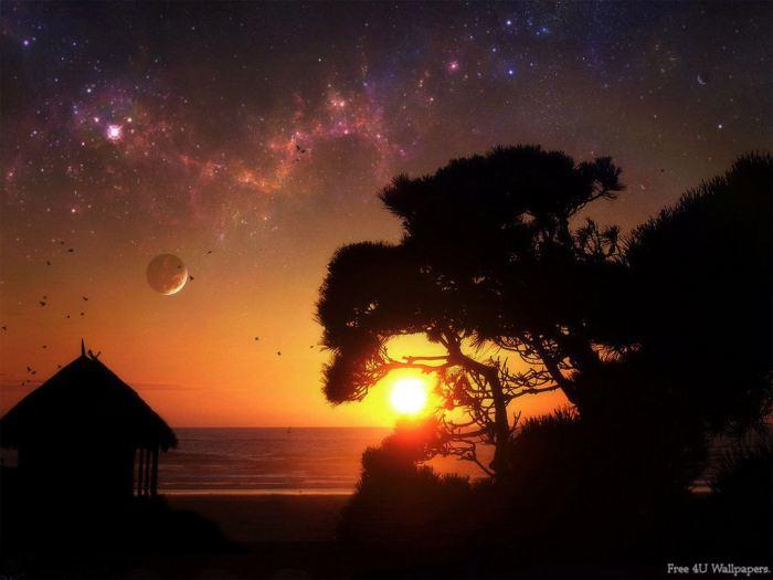 La Energía que sostiene todo en el Universo es lo que la gente llamaría Dios