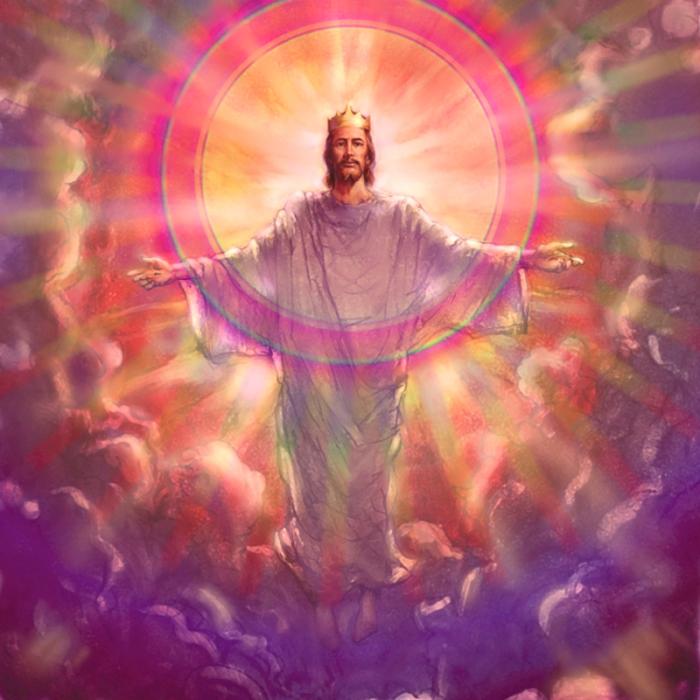 Cristo alfa omega