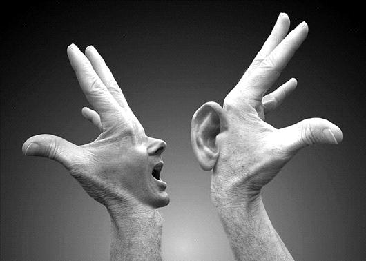 El obstaculo mayor a tener Paz es escuchar a nuestro ego