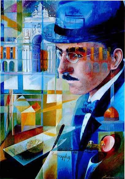 """Fernando Pessoa: """"Los viajes son los viajeros. Lo que vemos no es lo que vemos sino lo que somos"""""""