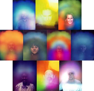 Todos los seres tenemos aura