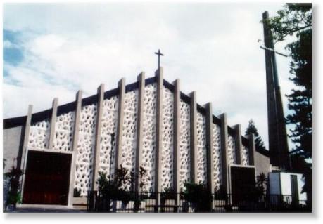 Iglesia Nuestra Señora de Pompei: aquí me bautizaron, comulgué por primera vez, me casé y bauticé a mis hijos...