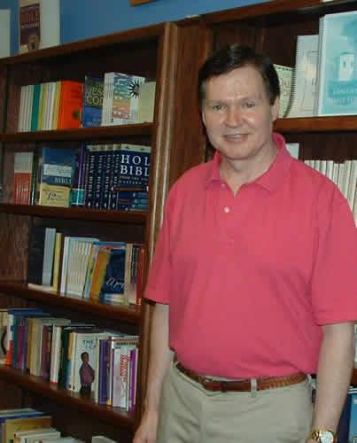 Gary Renard, autor de La Desaparición del Universo