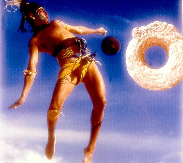 El juego de pelota maya era una representación de las fuerzas fundamentales del Cosmos