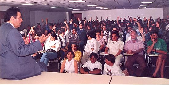 DESDE VENEZUELA, ENTREVISTA CON FEIBERT:
