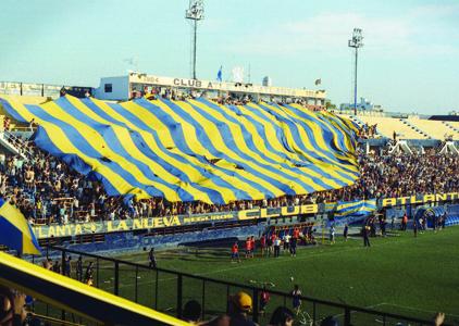 Cancha del Club Atlético Atlanta, en Villa Crespo, Buenos Aires