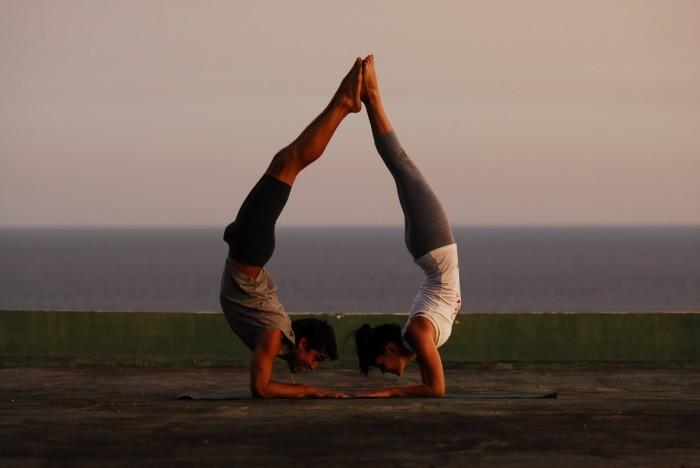 Para el yoga, el cuerpo es el templo del alma