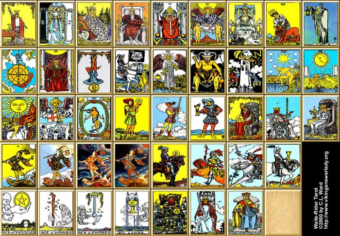 Waite RiderTarot
