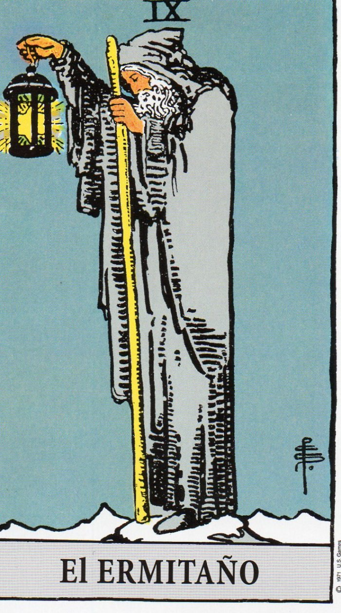 El Ermitaño Rider