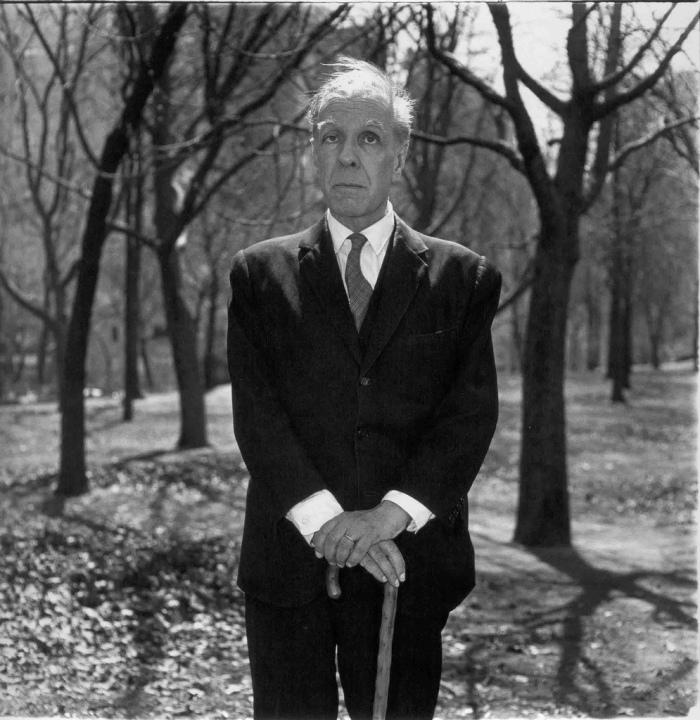 Jorge Luis Borges 3