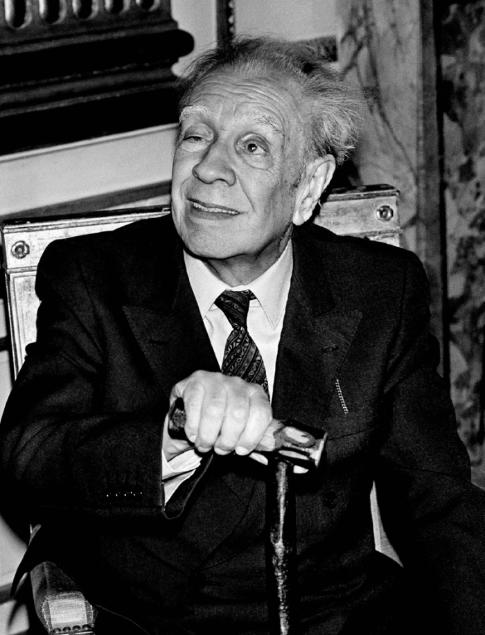 Jorge Luis Borger