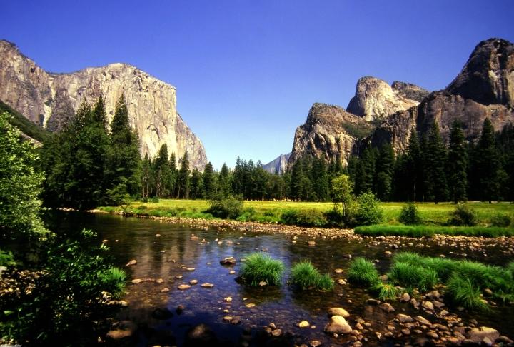 Montaña hermosa