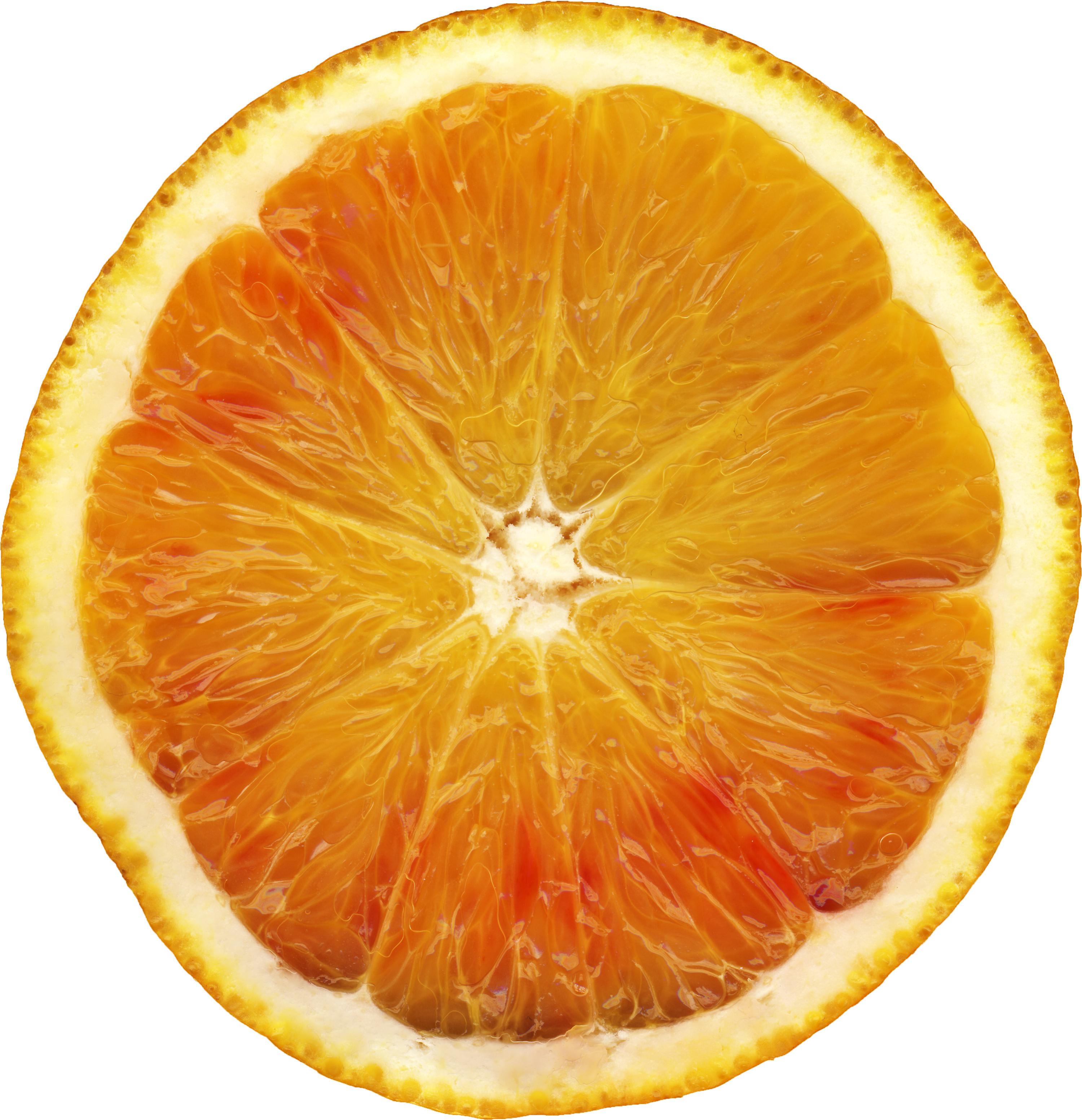 Долька лимона рисунок 4