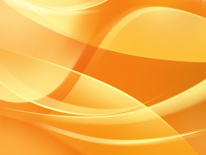 ondas naranja