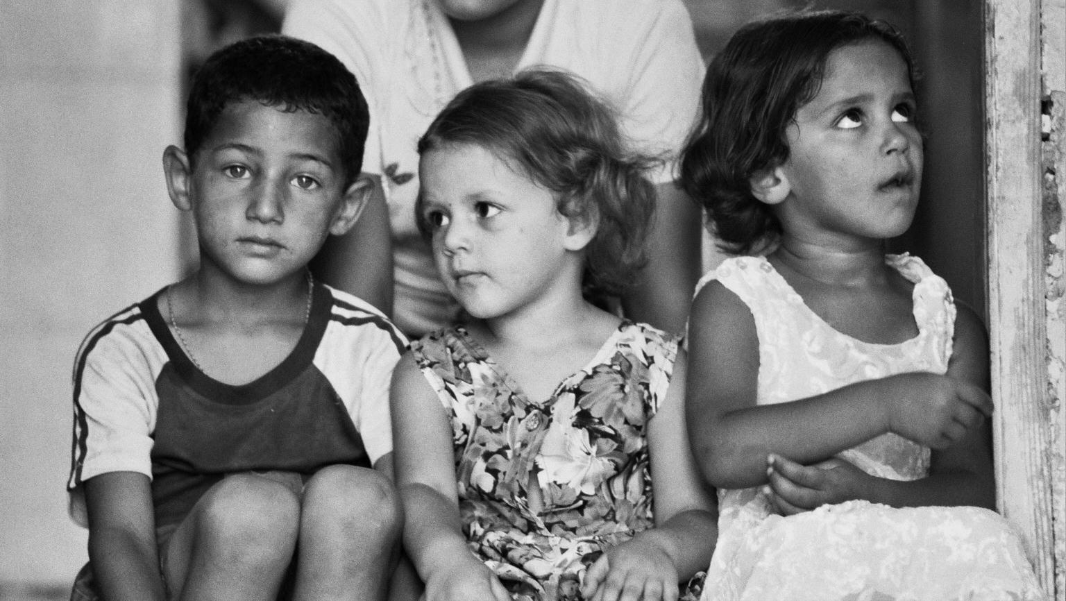 Enfants de Lebban al-Sharqiya
