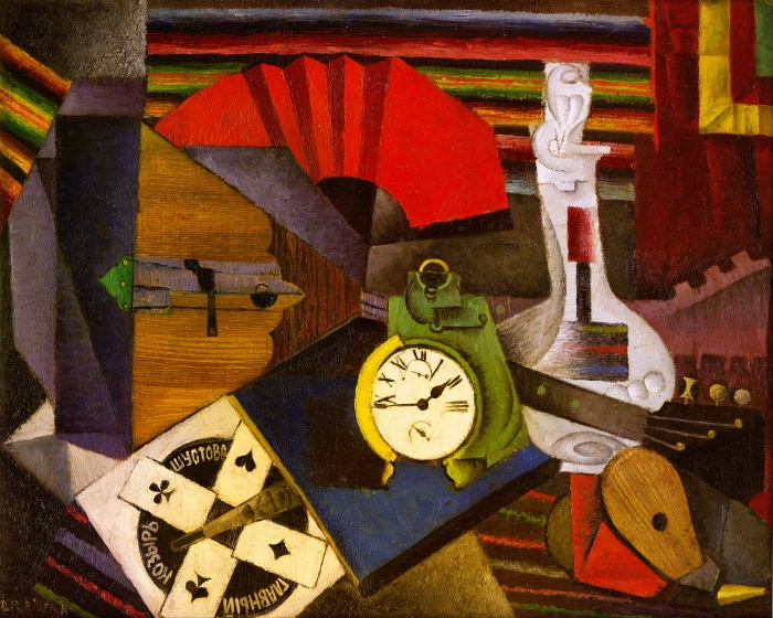 Diego_Rivera_-_The_Alarm_Clock_-_Google_Art_Project