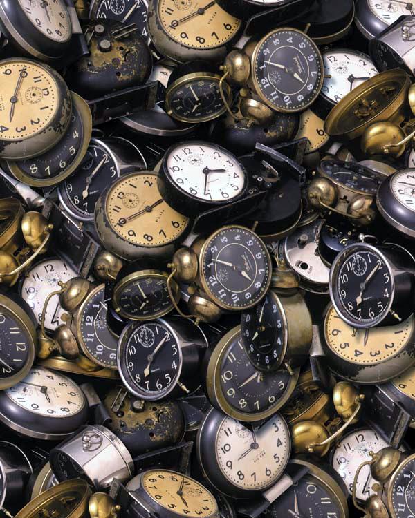 Muchos relojes