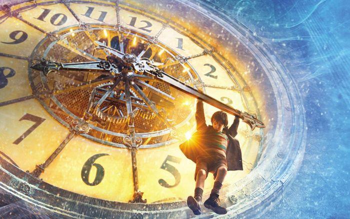 Reloj pelìcula Hugo Martin Scorsese