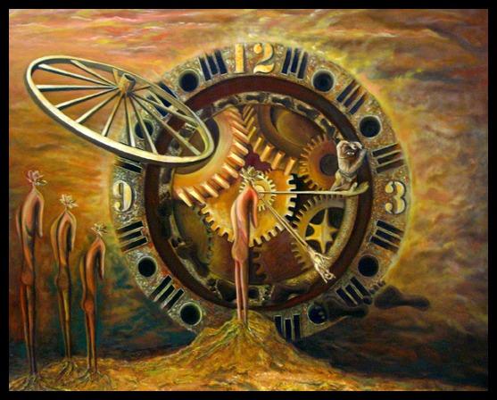 reloj surrealista 4