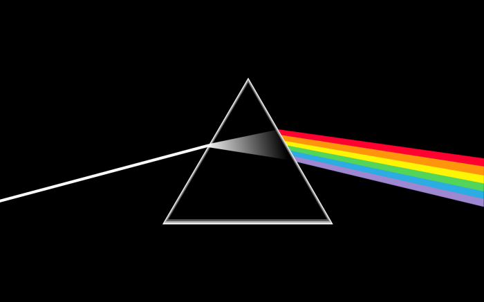 Dark Side of the Moon de Pink Floyd