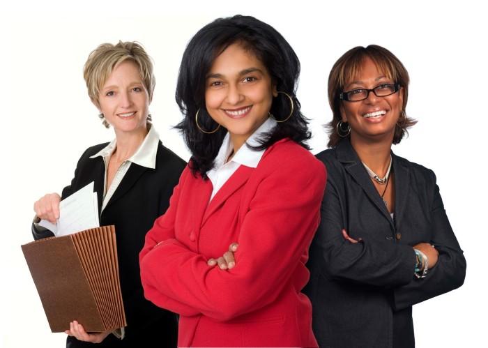 mujeres gerentes