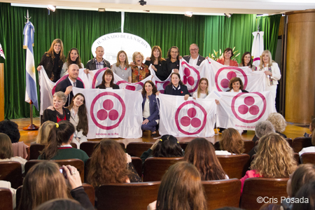 Nuevos Embajadores de PAZ 2 de octubre de 2013