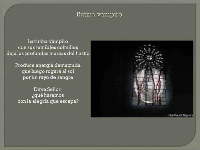Rutina Vampiro