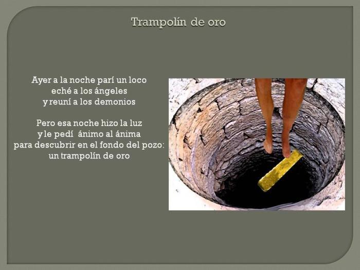 Trampolín de Oro