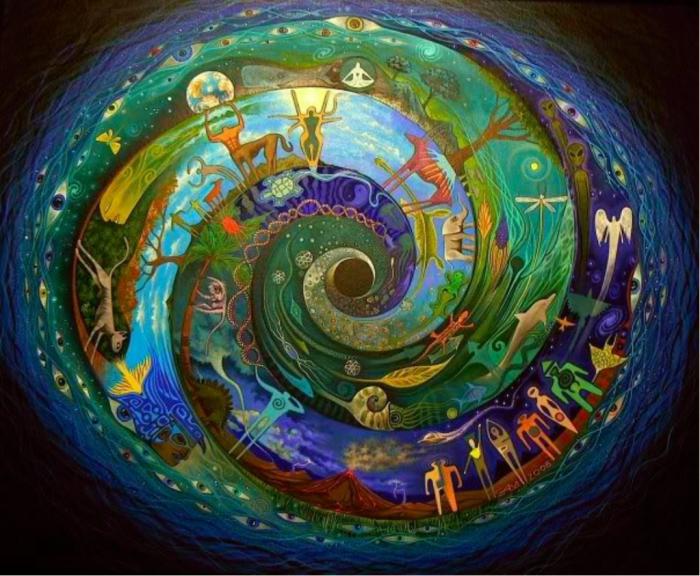 mandala de Gaia