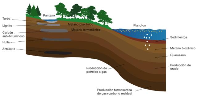 petróleo bajo tierra 3