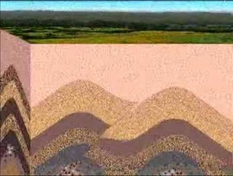 petróleo bajo tierra 4