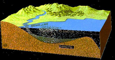 petróleo bajo tierra