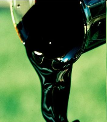 petróleo líquido