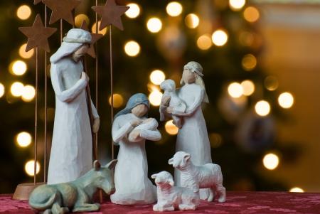 NAVIDAD, Y CON ELLA JESÚS - Página 2 Pesebre-de-navidad