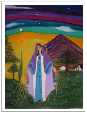 Virgen de los Doce Rayos