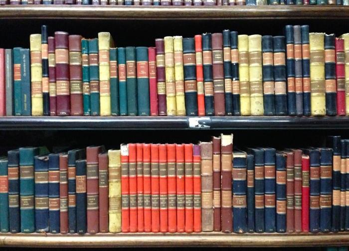 libros falsos