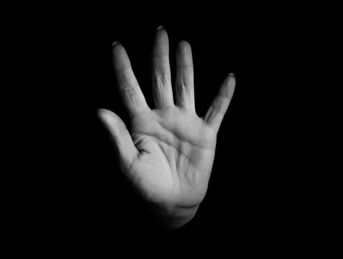 el aplauso de una sola mano