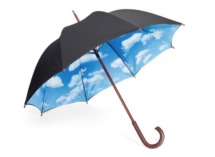 paraguas de cielo