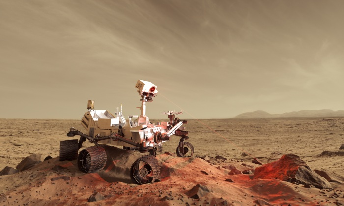 Curiosity-Rover-with-Laser-HIDDEN-UNIVERSE
