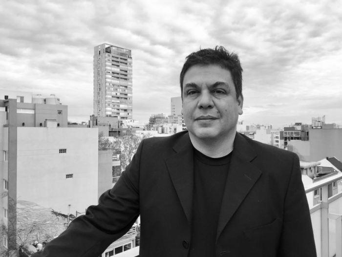 Carmelo Urso (foto Grecia Silva)