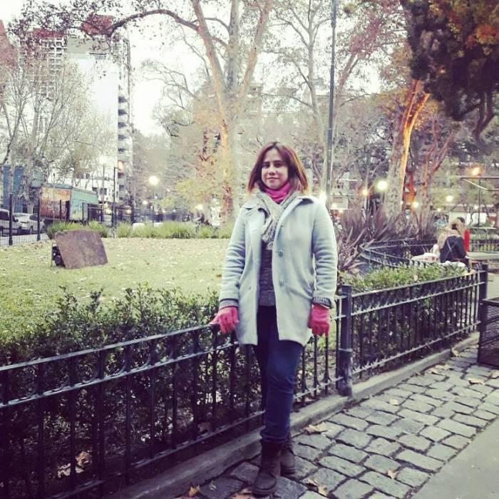 Roxana Rojas